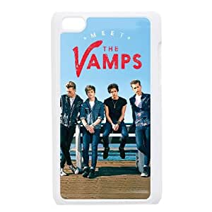 The Vamps iPod Touch 4 Case White JNC86C55