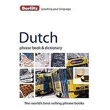 Berlitz Dutch Phrase Book & Dictionary