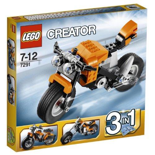 LEGO Creator Street Rebel 7291