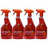 Greased Lightning Super Strength Cleaner & Degreaser with Orange...
