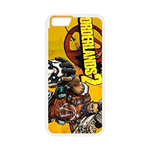 Borderlands 2 iphone 6s 4.7 Inch Cell Phone Case White 53Go-027171