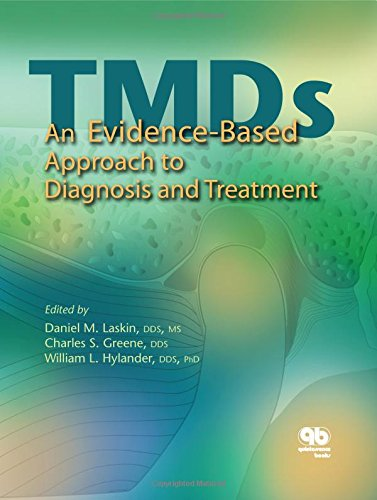 Temporomandibular Disorders: An Evidenced-Based Approach to Diagnosis And Treatment