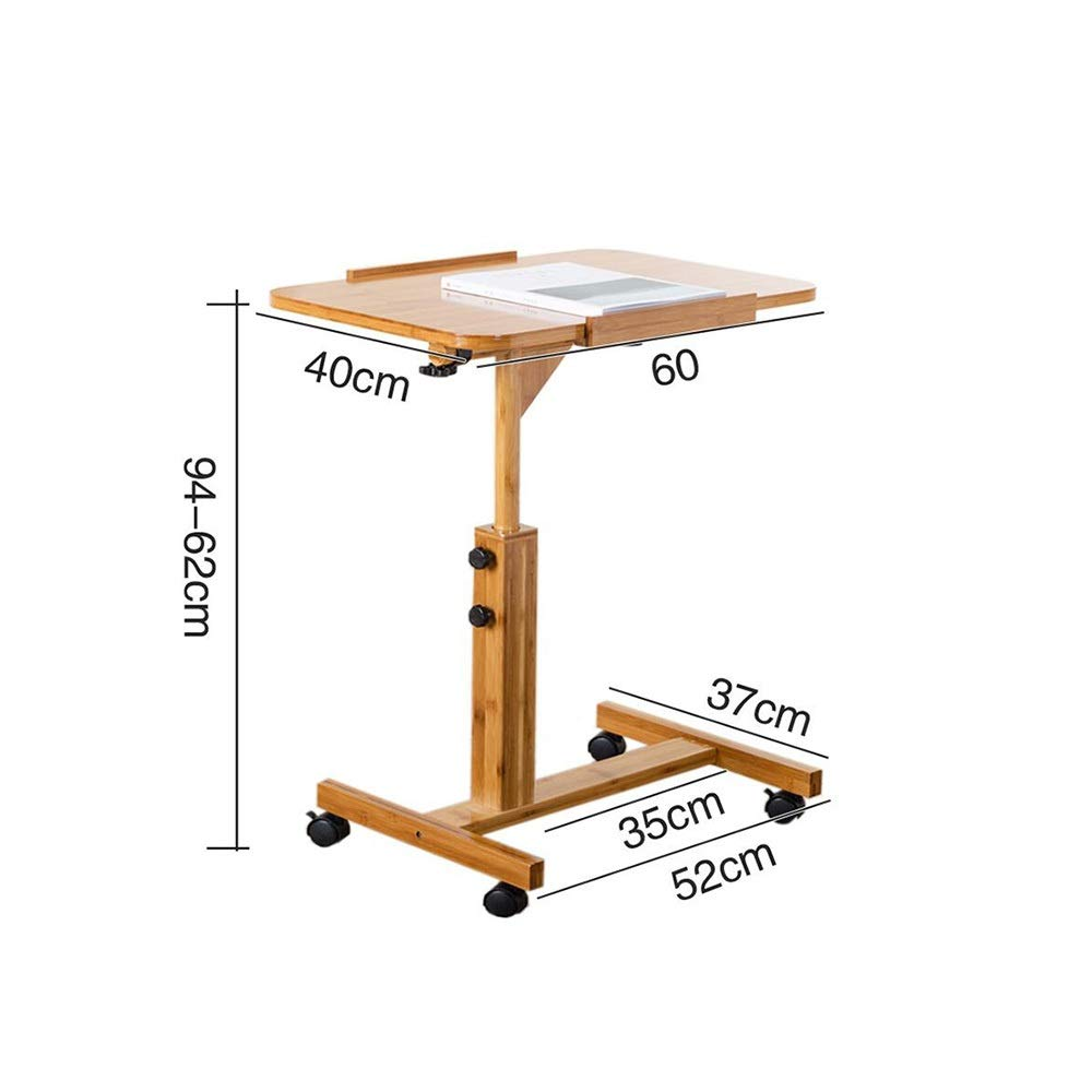 Amazon.com: XIAOYAN End Table Laptop Table Lifting Bedside ...