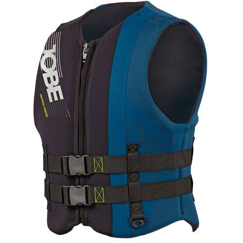 Jobe - Chaleco salvavidas flotador neopreno Agua chalecos Natación Chaqueta Hombre Impress Vest Neo Azul, Talla XXXL: Amazon.es: Ropa y accesorios