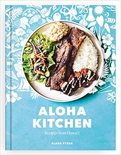 The Aloha cookbook features mouth-watering Hawaiian recipes