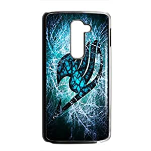 Blue green fairy tail Cell Phone Case for LG G2