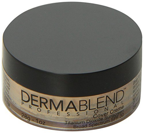 Dermablend Professional Cover Creme 1 oz. Chroma 2-1/4 Warm Beige by Dermablend (Dermablend Creme Kit)