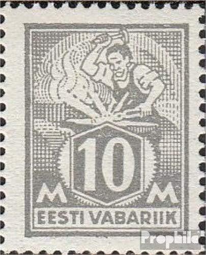 Prophila Collection Estonia 73 (Completa.edición.) 1928 filatelia exposicion (Sellos para los coleccionistas): Amazon.es: Juguetes y juegos