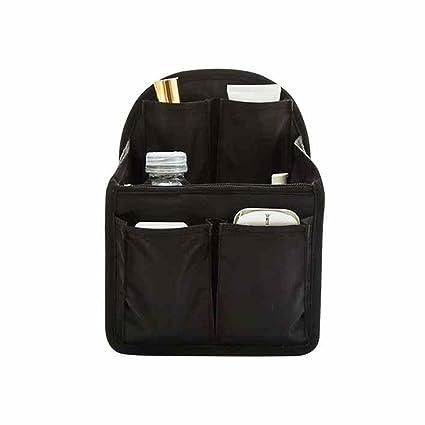 26330562cd84 Aolvo Backpack Insert Organizer, Multi Pocket Laptop Backpack Purse Insert  Liner, Universal Bag in Bag Shoulder Tote Bags Handbag Gadget Organizers ...