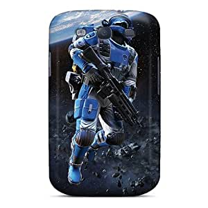 High-quality Durable Protection Case For Galaxy S3(halo Space)