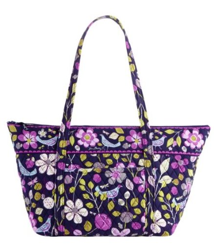 Vera Bradley Miller Bag in Floral Nightingale
