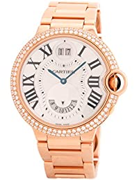 Ballon Bleu swiss-automatic womens Watch WE902019 (Certified Pre-owned)