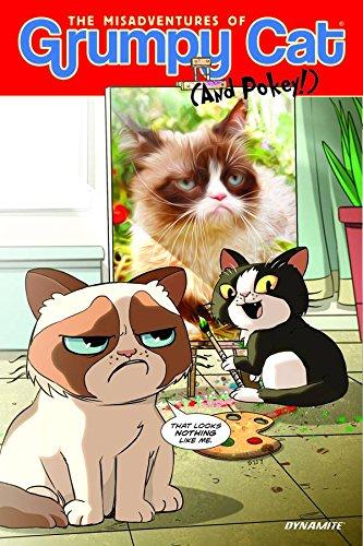 Grumpy Cat: Misadventures (The Misadventures of Grumpy Cat (And Pokey!))