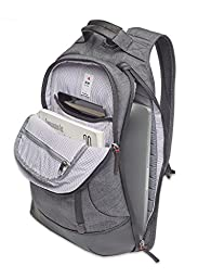 Brenthaven Collins Laptop Backpack fits 15-inch Laptop Gray