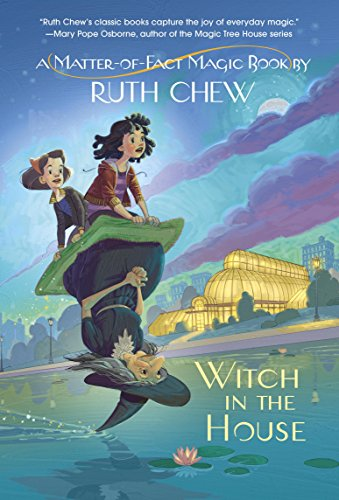 A Matter-of-Fact Magic Book: Witch in the