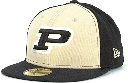 Purdue Boilermakers NCAA 59FIFTY Fitted Cap 2-Way