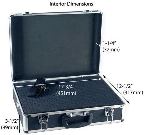LCD Monitors /& More Tigertilt Digipilot ProAm USA Hard Carrying Case for Cameras