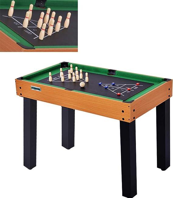 WIN.MAX WinMax Multi Game Parte Etisch, Mega 12 en 1, Incluye Accesorios para un, Mesa de Billar, Tenis de Mesa, Hockey Futbolín y mas, 106.7x61x81.3 cm: Amazon.es: Juguetes y juegos