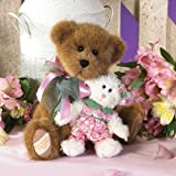 Boyds March 2011 Bear of the Month ~ Bonnie with Babette ... Out Like A Lamb