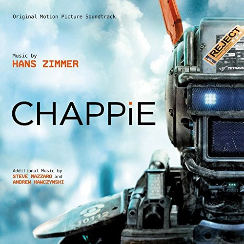 CD : Soundtrack - Chappie (Score) (CD)