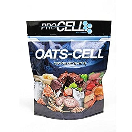 Oats-Cell - 1500 gramos - Sabor brownie cafe
