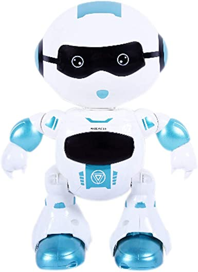 JERFER Juguetes Niños Inalámbrico Control Remoto Robot Inteligente ...