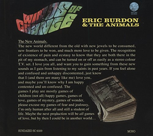 Winds of Change (The Best Of Eric Burdon And The Animals)