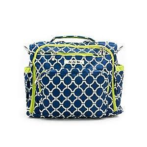 Ju-Ju-Be Classic Collection B.F.F. Convertible Diaper Bag, Royal Envy