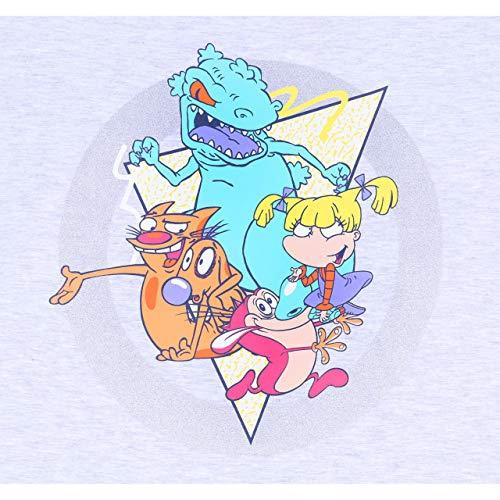 grigio rosa Rugrats I Nickelodeon Pigiama XZFqRq