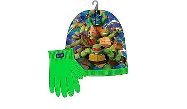Amazon.com: Teenage Mutant Ninja Turtles ast3095 – Set hat ...