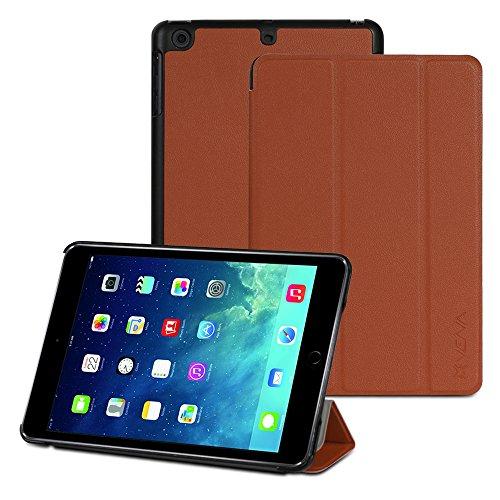 (iPad Mini 3 & 2 Smart Cover - VENA [vCover] iPad Mini 3 & 2 Smart Cover - VENA [vCover] Slim Leather Auto Sleep/Wake Hard Shell Case for Apple iPad Mini 2 with Retina Display (2013) / iPad Mini 3)