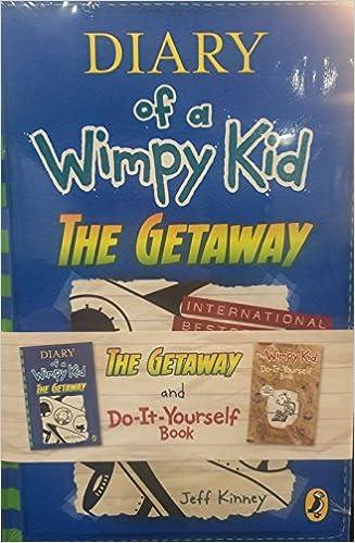 Diary of a wimpy kid the getaway diy shrinkwrap amazon diary of a wimpy kid the getaway diy shrinkwrap amazon jeff kinney 9780241342824 books solutioingenieria Gallery