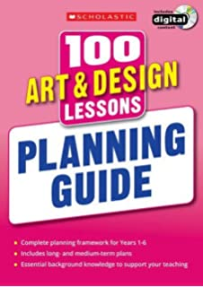 100 Design & Technology Lessons: Planning Guide (100 Lessons - New