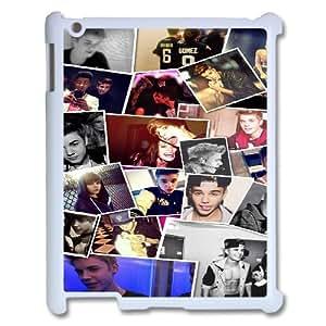 CHENGUOHONG Phone CaseHandsome Singer Justin Bieber Pattern For Ipad 2/3/4 Case -PATTERN-2