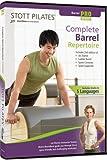 STOTT PILATES Complete Barrel Repertoire 2nd Edition (6 Languages)