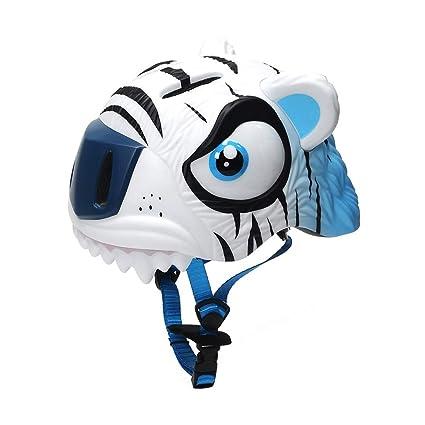 Amazon.com: Kids Bike Helmet,Childrens Cartoon Bicycle ...