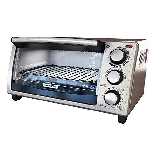 4-Slice Countertop Toaster Oven