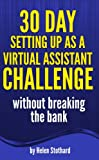 30 Day Setting up as a Virtual Assistant Challenge: without breaking the bank