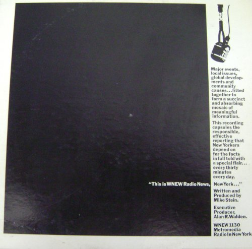 Price comparison product image this is WNEW radio news LP : Harry Belafonte,  Laine Kazan,  Petula Clark,  Sandler & Young,  Lena Horne,  Edie Gorme / Steve Lawrence.