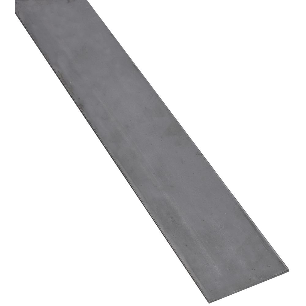 National Hardware N301-374 4062BC Solid Flat in Plain Steel, 3'' x 36''
