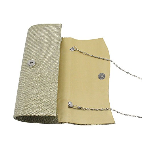Diamante Handbag UK New Wedding Prom Party Womens Gold Evening Post Brand Brilliant Clutch Bridal Bling Wocharm Purse wHXxgAq1