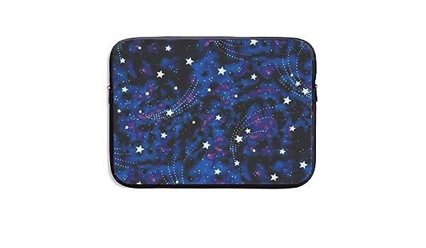 3810a63f1617 Amazon.com: CRSJBB219 Galaxy Stars Magic Glow in The Dark Laptop ...