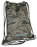 Mercury Tactical Gear Code Alpha Drawstring Backpack, Digital Camouflage, Air Force For Sale