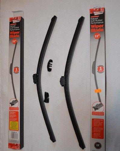Par de Flexi limpiaparabrisas cuchillas para CITROEN C3 Picasso 2009: Amazon.es: Coche y moto