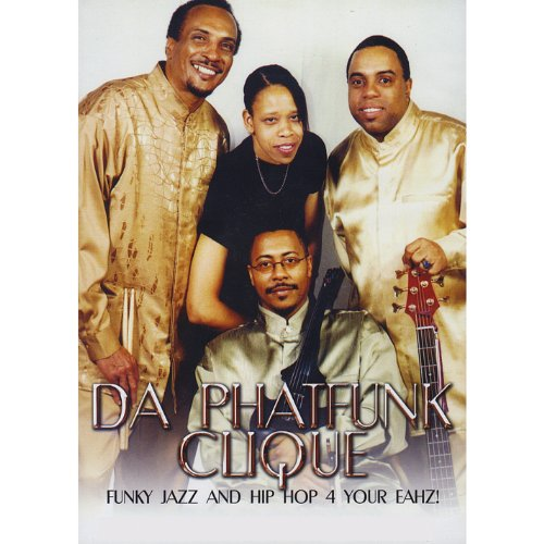 DVD : Da Phatfunk Clique - Funk Violin from NYC 2 (NTSC Format)