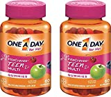 Best Teen Vitamins - One A Day Vitacraves Teen for Her, 60 Review