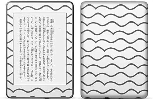 igsticker kindle paperwhite 第4世代 専用スキンシール キンドル ペーパーホワイト タブレット 電子書籍 裏表2枚セット カバー 保護 フィルム ステッカー 050523