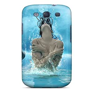 Defender Case With Nice Appearance (fantasy Girl 6) For Galaxy S3