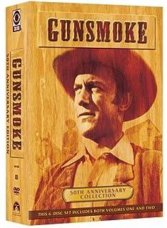 Amazon com: Gunsmoke: Season 1: James Arness, Amanda Blake