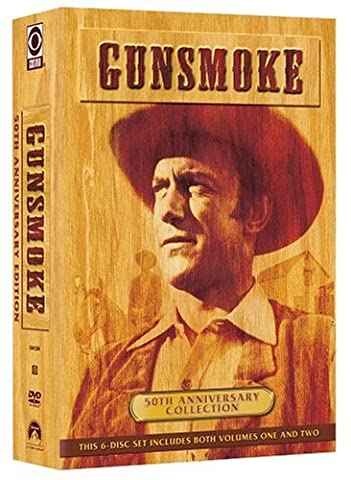 Gunsmoke - 50th Anniversary Collection, Volumes 1 & 2 (Gunsmoke Episodes)